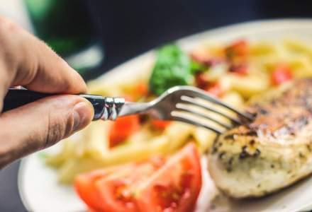 Pauza de masa: doar 9% din corporatisti aloca o intreaga ora pranzului