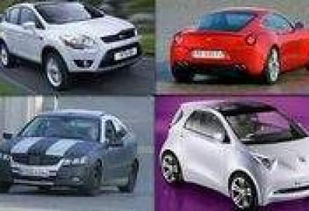 Salonul auto de la Geneva - 100 de modele noi