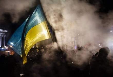 Granicerii ucraineni anunta inchiderea micului trafic la frontiera cu Rusia