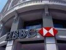 HSBC si-a sporit profitul cu...