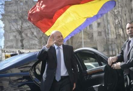 Traian Basescu, urmarit penal pentru santaj, in urma plangerii facute de senatorul PSD Gabriela Firea