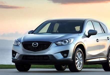 Mazda CX-5 facelift a ajuns in Romania. Pretul porneste de la 22.590 euro