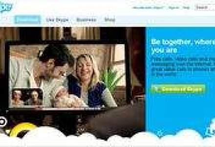 Nokia integreaza serviciul Skype in toate smartphone-urile sale