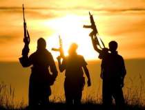 Armele teroristilor la...