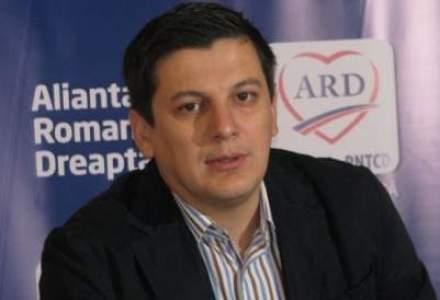 Fostul deputat Alin Trasculescu, condamnat la sapte de ani de inchisoare pentru coruptie