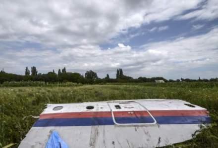 Zborul MH17 al Malaysia Airlines, doborat de o racheta de fabricatie ruseasca