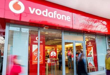 Reteaua Vodafone de magazine in franciza a depasit 100 de unitati