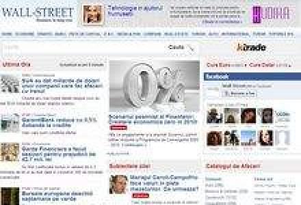 Topul celor mai citite publicatii online de business in luna februarie