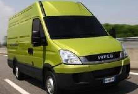 Iveco Romania a lansat noul vehicul utilitar EcoDaily