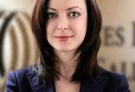 Promovare la Jones Lang LaSalle: De la consultant, la sef de departament