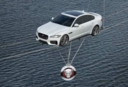 Jaguar a dezvaluit la Londra noul model XF