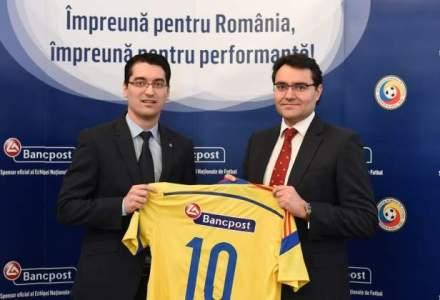 Bancpost devine sponsorul oficial al Federatiei Romane de Fotbal si al echipei nationale de fotbal