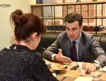 La pranz cu Lucian Mateescu,...