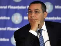 "Ponta: ""Trebuie sa reducem..."