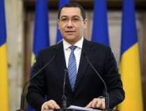 Ponta, declaratie ULUITOARE:...