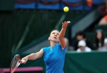 Simona Halep s-a calificat in sferturile de finala ale Miami Open