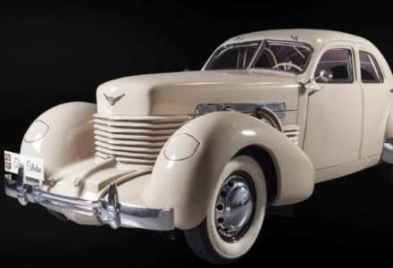 Tiriac aduce la Salonul Auto Moto cinci exemplare care vor fi adaugate in galeria Tiriac Collection