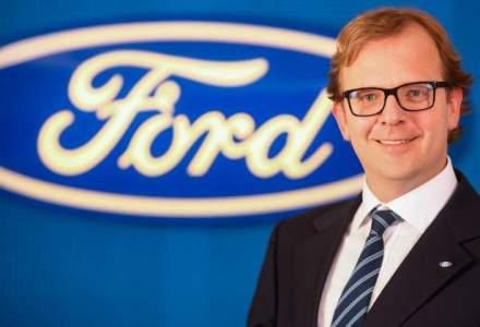 Ford Romania are un nou director general. Zoltan Brassai pleaca la Ford Europa