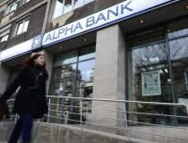 Alpha Bank a spart gheata la...