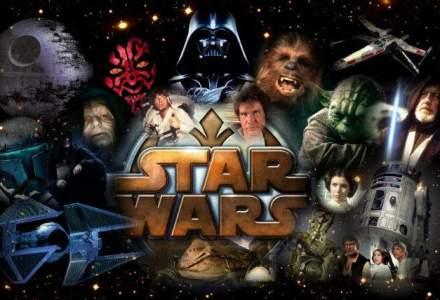 """Toate filmele din seria """"Star Wars"""" vor putea fi descarcate online incepand de vineri"""