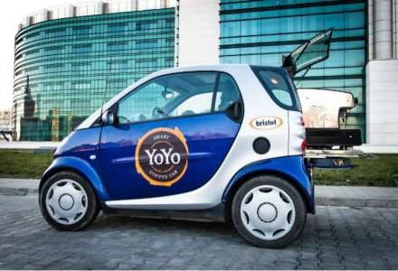 YoYo Coffee, business cu cafea...vino-ncoace: cum vor trei tineri sa revolutioneze industria