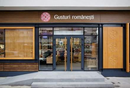 Cum arata Gusturi Romanesti, cel mai nou concept de magazin Mega Image