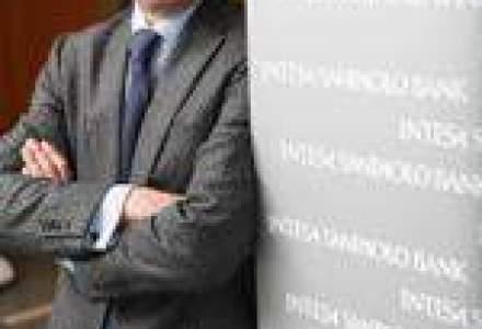 Portofoliul de credite al Intesa Sanpaolo a urcat la 550 mil. euro