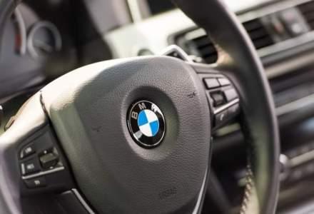 """BMW lanseaza """"garajul de start-up-uri"""", unde ideea ta poate prinde viteza la propriu"""