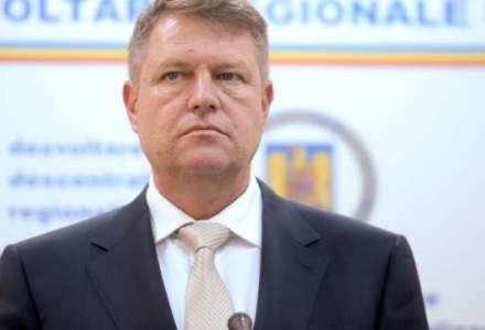 Klaus Iohannis, la a treia runda de consultari cu partidele