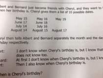 Cand s-a nascut Cheryl? O...