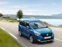 Dacia lanseaza Lodgy Stepway...