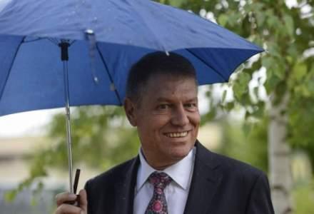 Klaus Iohannis, dupa vizita la sediul TNB: Este o bijuterie, nu numai pentru Bucuresti ci pentru Romania
