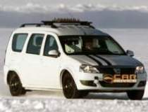 Dacia testeaza un nou model
