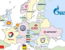 HARTA celor mai mari companii...