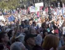 Protest la Budapesta: pentru...
