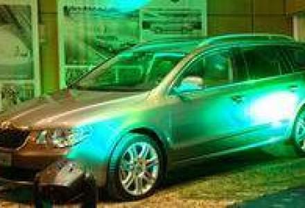 Noua Skoda Superb Combi a fost lansata in Romania