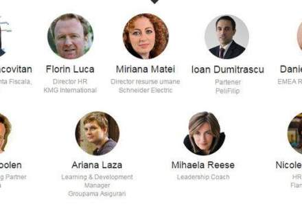 Lucrezi in HR? Cunoaste-i pe cei 10 speakeri de top de la conferinta HR 2.0