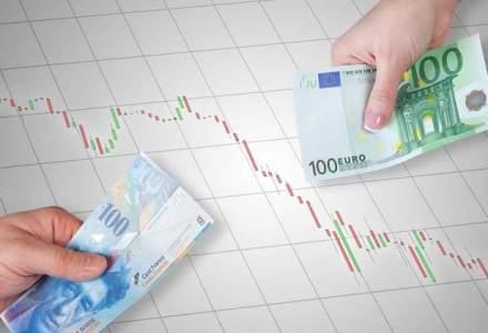 Banca Nationala a Elvetiei: Francul s-ar putea aprecia din cauza crizei din Grecia