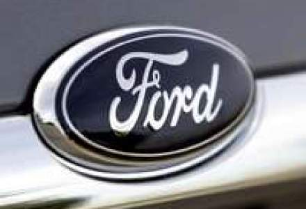 Ford cere statului roman restituirea de taxe vamale in valoare de 3,5 mil. dolari