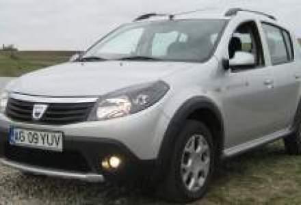 Dacia, cea mai bine vanduta marca straina din Franta
