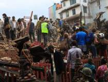 Cutremurul din Nepal: 6.200...