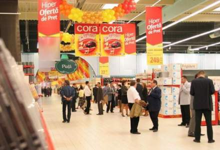 Cora isi inchide activitatea din centrul comercial Galleria Arad, dezvoltat de catre GTC