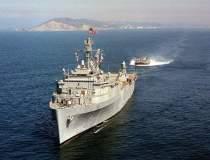 Nave militare NATO efectueaza...