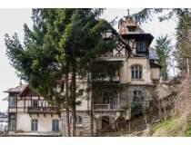 O vila din Sinaia in care a...
