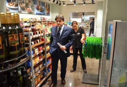 Stancu, Marks & Spencer: Vrem ca zona de food sa ne aduca minim 5-7% din business, in prima faza