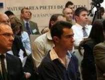 Speaker conferinta organizata...
