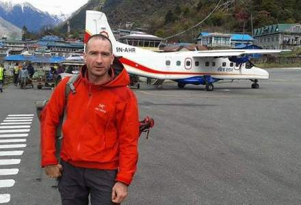Alpinistul Justin Ionescu, dupa cutremurul din Nepal: Apreciez foarte mult viata