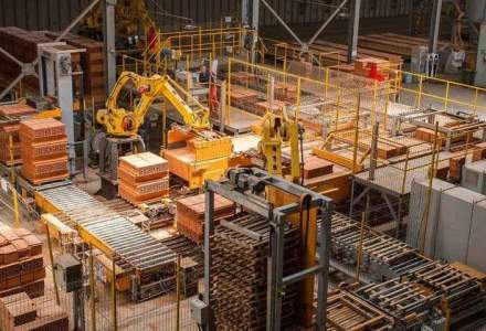 Cemacon intra pe profit si devine al doilea producator de caramizi din Romania