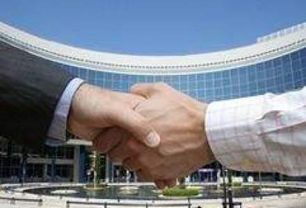 Bostina si Asociatii a asistat UniCredit Tiriac pe contractul de construire a noului sediu central