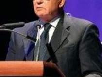 Mihail Gorbaciov, in vizita...